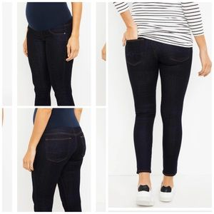 AG PRIMA ANKLE MATERNITY JEANS